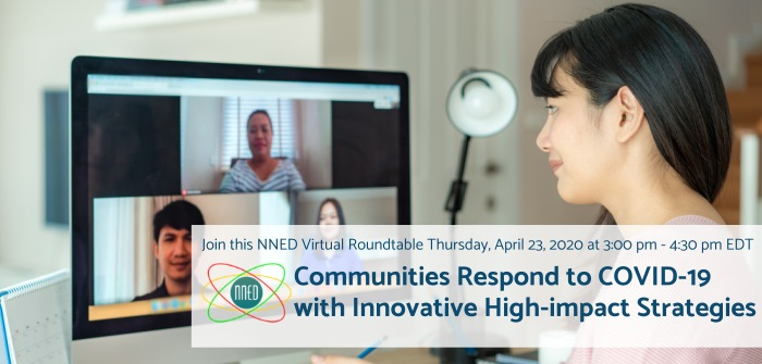 Communities Respond to COVID-19 with Innovative High-impact Strategies